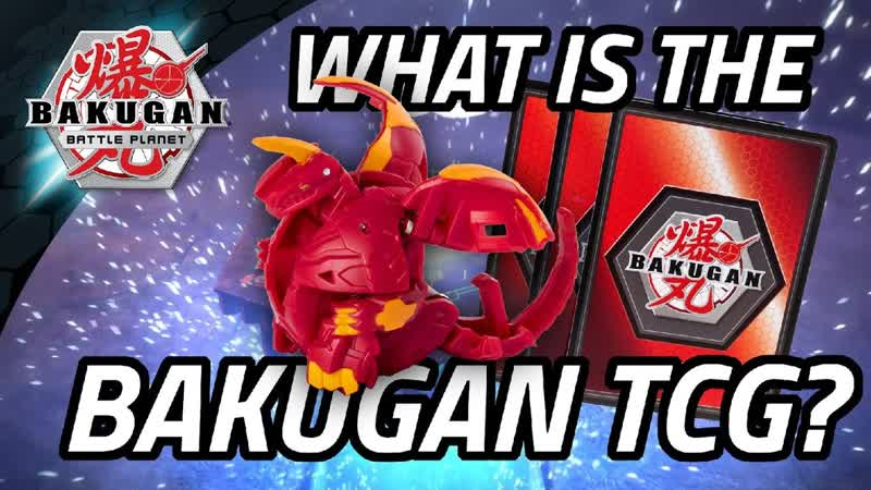 Bakugan Battle Planet What is the Battle Action Trading Card Game