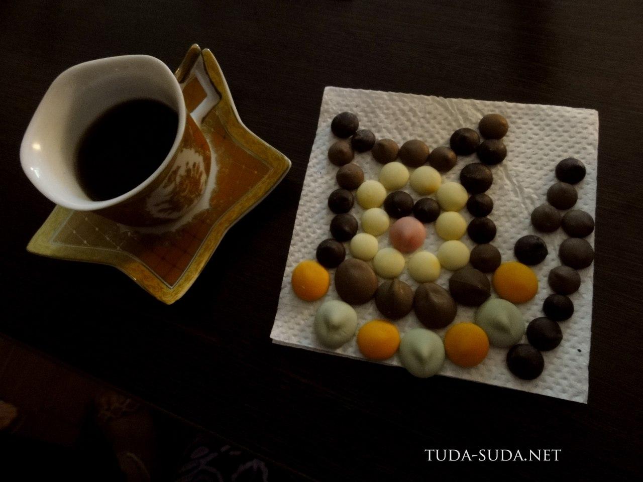 Кофе в Тамбове