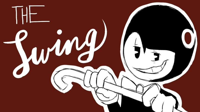 THE SWING | Bendy and the Ink Machine (Animation)