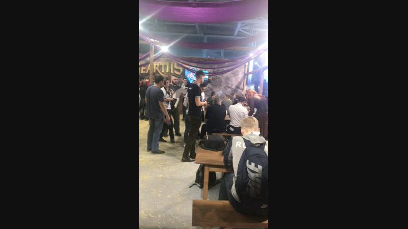 Live: CYBERSABLE eSports   Киберспорт Тюмень