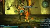 FF Type-0 8 Armed Gilgamesh vs Cinque