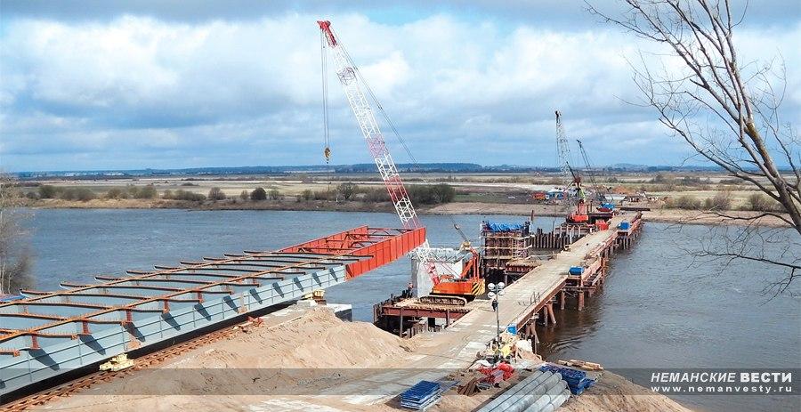 Неманские вести: Через реку Неман строят «коридор» в Европу