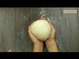 Очень просто и быстро! Самый удачный рецепт теста для пельменей вареников и плацинд!