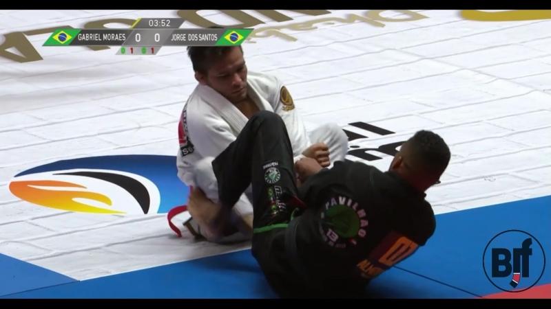 Gabriel Moraes vs Jorge dos Santos TokyoGS