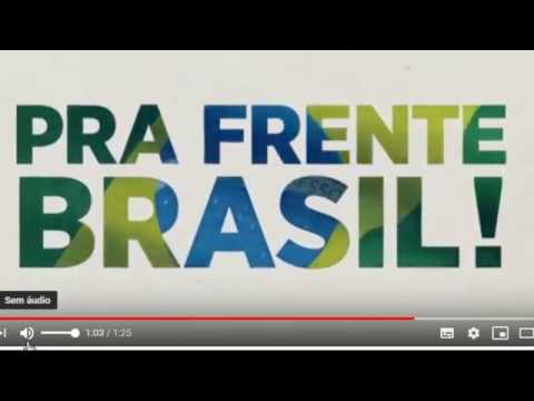 A sbt lança nova propaganda do brasil