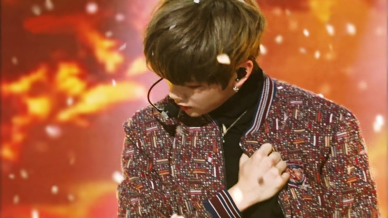 Wanna One 워너원 에너제틱 Energetic ~ 봄바람 Spring Breeze 교차편집 Stage Mix
