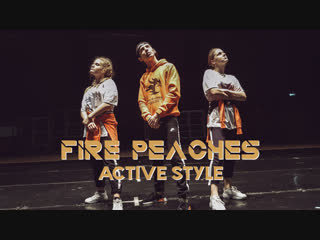 Fire peaches - i bring the goons out