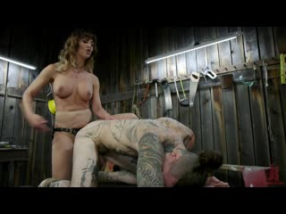Cherie deville - reverse abduction: outwits her captor and takes control [2019, femdom, strapon, pegging, facesitting, 720p]