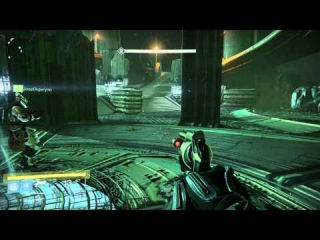 Destiny. The Dark Below. Raid. The End of Crota. Часть 2