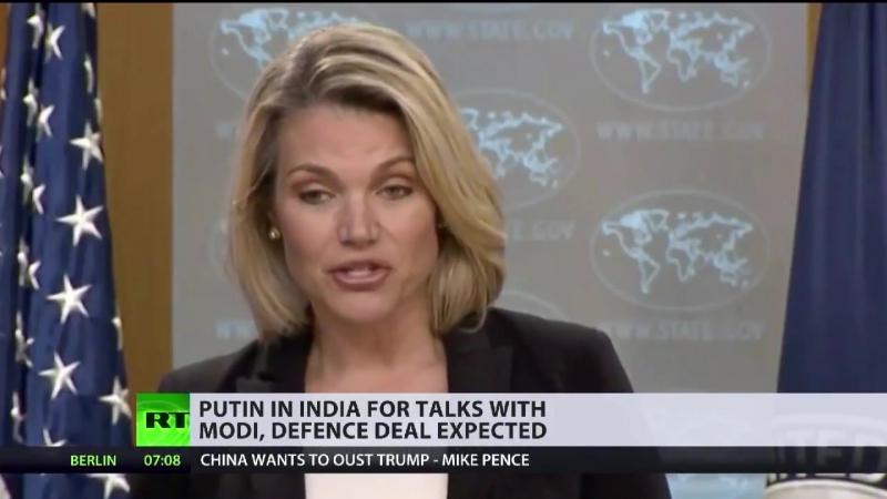 Russische Waffenexporte gegen den erklärten Willen Washingtons