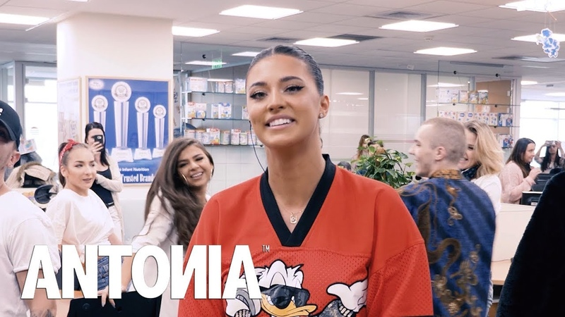 ANTONIA - Matame | Takeover @Nestlé Romania