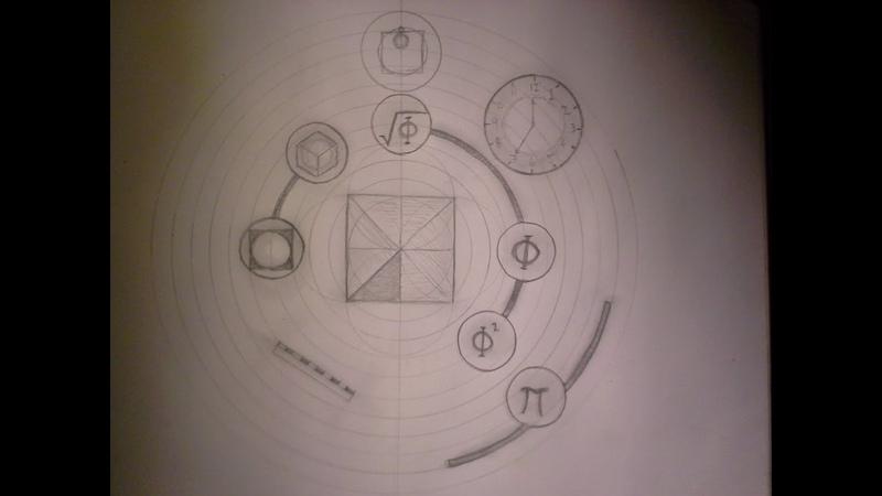 Решая загадку Великой пирамиды. Идеальные пропорции Pi Phi.