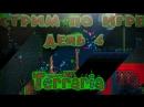 Стрим по игре Terraria День 4