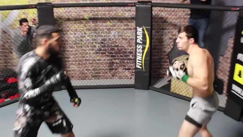 IbraTV vs Ayoub - combat de MMA (YFC6)