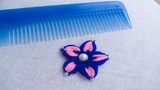 Easy sewing hack with hair comb# Hand embroidery amazing trick