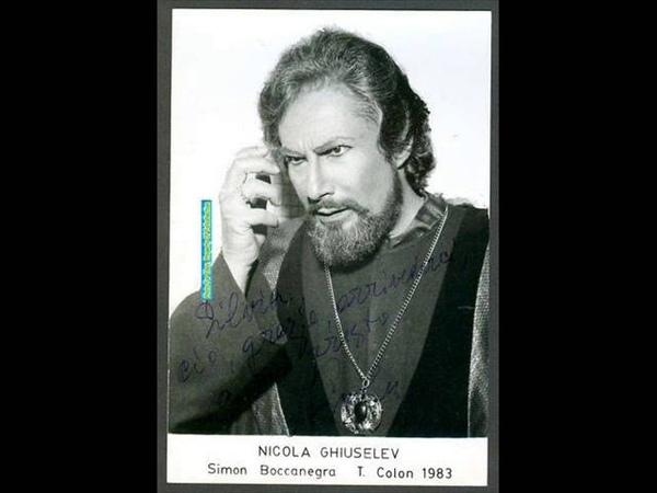 RIP Nicola Ghiuselev A te l'estremo addio Il lacerato spirito
