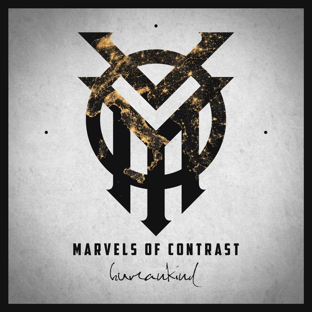 Marvels Of Contrast - Humankind (2016)