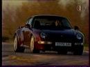 Ретро-премьера Porsche 911 - Большие гонки 1995