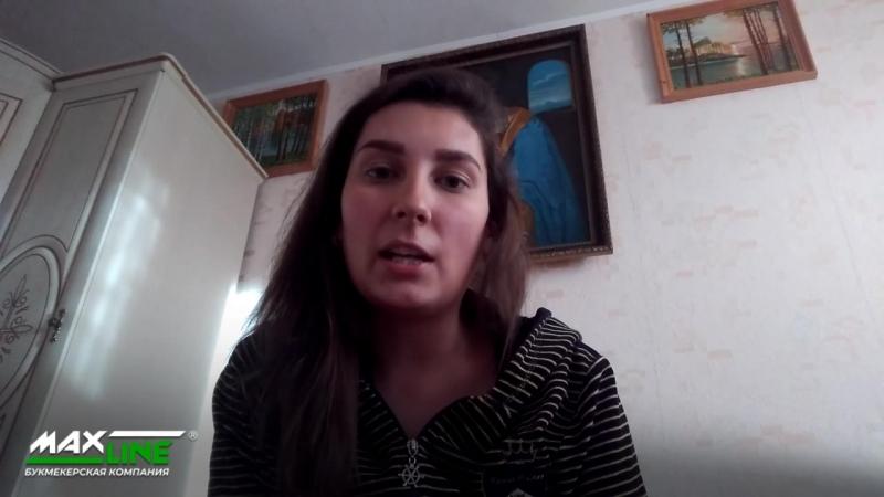 Дарина Запольская о матче турнира WTA в Тяньцзине Арина Соболенко - Магда Линетт
