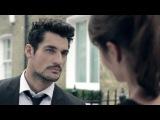 Helena Christensen David Gandy Sexy Commercial W London Celebrity Commercials TV 2013
