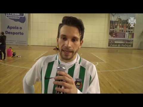 Liga Sport Zone, 10.ª jornada: Quinta dos Lombos 1-3 Rio Ave