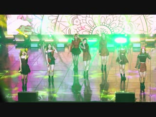 "· fancam · 181021 · oh my girl - ""coloring book"" (with mimi's rap part) · второй сольный концерт ""fall fairy tales"" - день 2 ·"