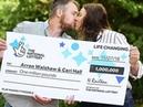 Штукатур выиграл миллион в лотерею из-за доброй женщины. Вот как все произошло