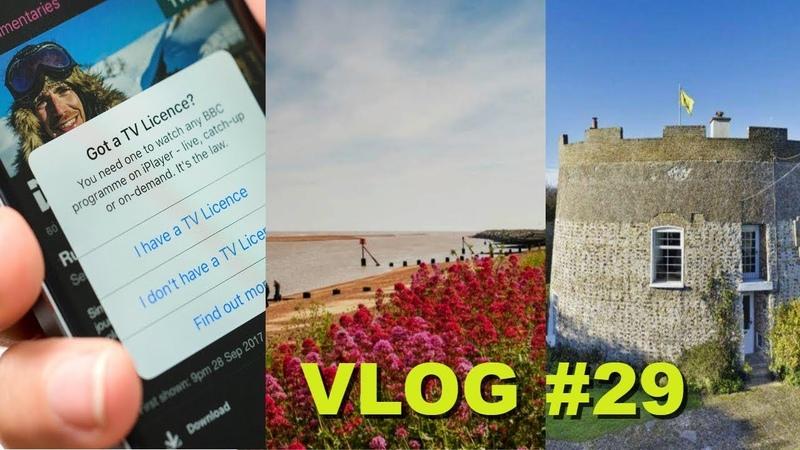 Лицензия на телевидение в Англии Жилье в форте Про Ипсвич и про море