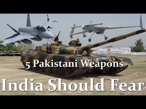 Top 5 Pakistani Weapons