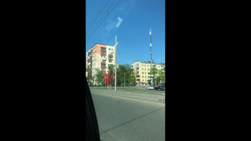 Ярославское шоссе, едим в Сергиев Посад😍👍🌲🍃☀️🚗🏡💕