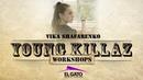Dave East - Phone Jumpin ft. Wiz Khalifa | Vika Shafarenko | Young Killaz Workshops