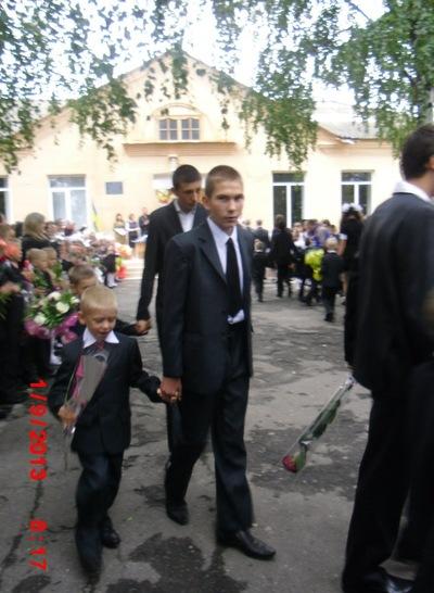 Костя Тымко, 23 июня 1998, Чугуев, id165645747