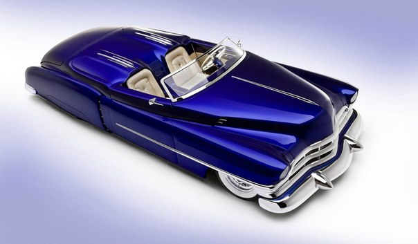 1950 Cadillac Series 61 Roadster Hotrod