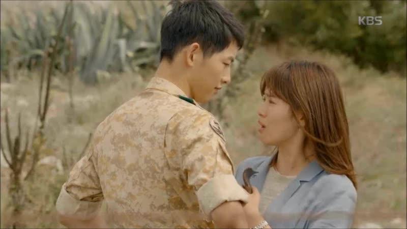 Yoo Si Jin and Kang Mo Yeon saiyaara