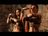 Промо Silver Rose Dance Co. | Обучение Tribal fusion | Трайбл фьюжн в СПб