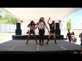 Black Pink - Intro- BOOMBAYAH HIGH4 20 - HOOKGA cover by OPTIMUM