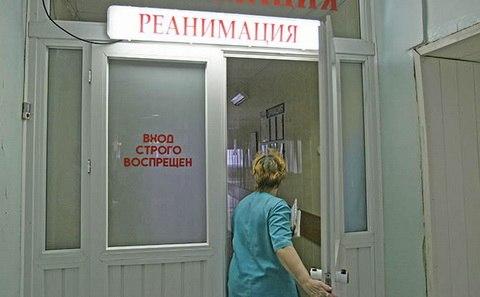 В БСМП Таганрога находятся раненые украинские ополченцы