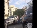 Дорожные разборки случились на улице Энгельса в городе-герое Новороссийске!