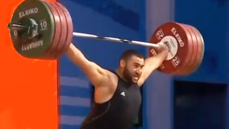 Simon Martirosyan – World Records – 2018 World Weightlifting Championships