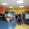 Турниры по настольному теннису СВАО, ЦАО.