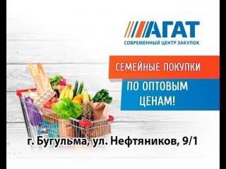 Агат Современный центр закупок