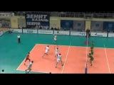 Зенит (Казань) - Локомотив (Новосибирск) / 10-й тур