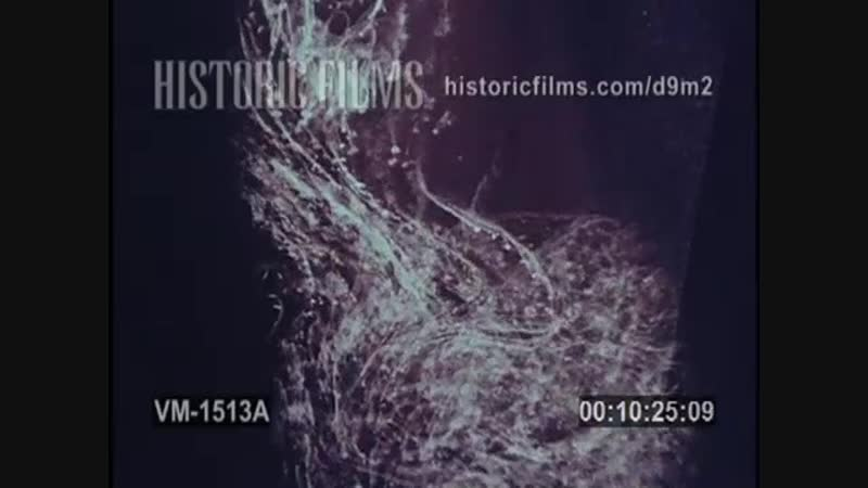 1970 Weather Particules in Atmosphere HistoricFilms_VM-1513A_00.08.50-00.13.31
