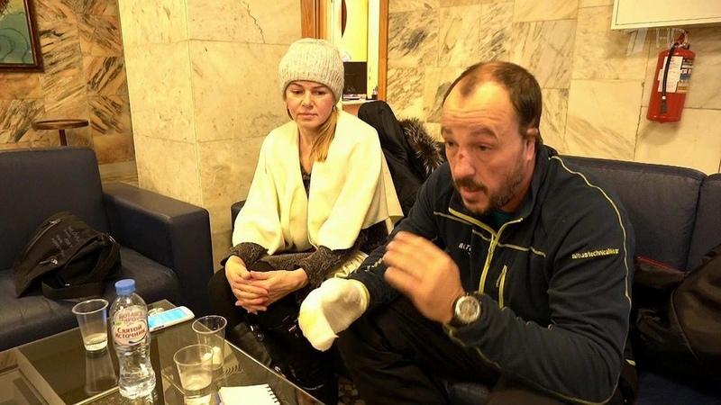 Испанец навелосипеде поехал изМагадана наБайкал— мечтает повторить