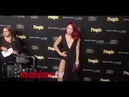 Sharna Burgess at People's Ones to Watch Awards