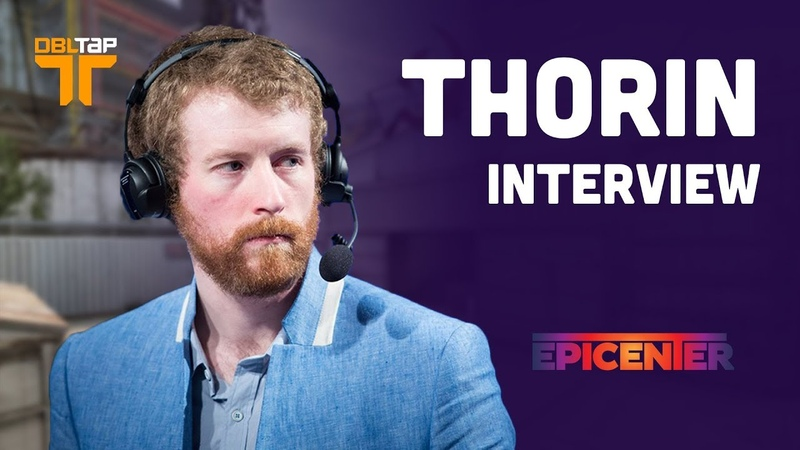 Thorin on Which Team Will Dethrone Astralis | DBLTAP Exclusive Interview