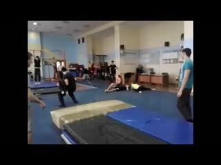 Акробатика TIGERS