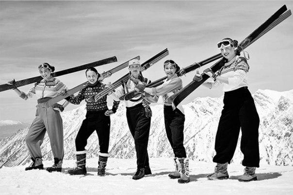 Как начать кататься на горных лыжах — что для этого нужно купить, куда ехать и с кем тренироваться.