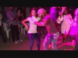 Salsa cubana by Lisandra Garcia and Victor Gonzalez
