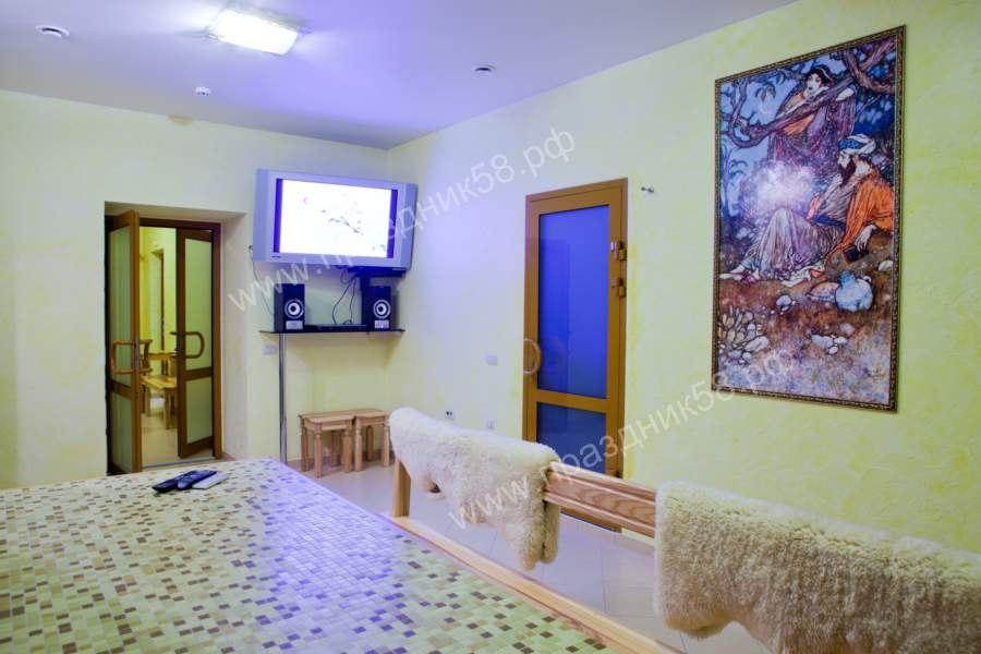 Сауна Marakesh в Пензе, описание, фотографии, цены.